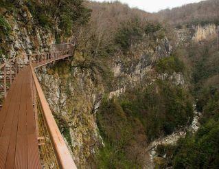 Okatse Canyon, Zeda Gordy